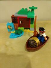 DUPLO 10512 Jake e i neverlands pirati caccia al tesoro