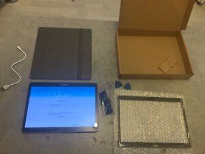 Tablette PC Samsung Galaxy Tab S 10.5 de 16Go, -WiFi- +étuis