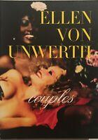 Ellen von Unwerth signiert Fotografie Couples Unterschrift Signatur Autogramm