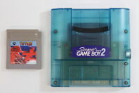Super Gameboy 2 & TETRIS SFC Nintendo Super Famicom SNES Japan Import I5875
