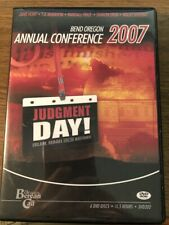 Judgment Day Islam Israel & the Nations * 6 DVD Set Berean Call * Dave Hunt ++