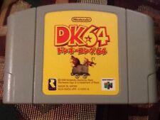 Donkey Kong DK 64 N64 Nintendo  Japan Import US Seller Ships FAST!