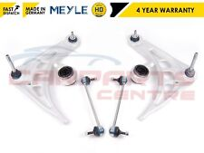 FOR BMW E46 3 SERIES FRONT LOWER SUSPENSION ARMS BUSH BUSHES DROP MEYLE HD LINKS