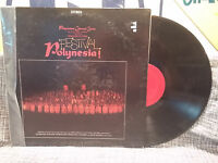 Polynesian Cultural Center LP Highlights from Festival Hawaiians Maoris