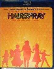 HAIRSPRAY (2007) Blu-ray Two-Disc SHAKE & SHIMMY Edition Christopher Walken
