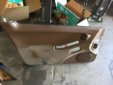 90-93  300zx  Door Panel Panels  Driver and Passenger Side Tan