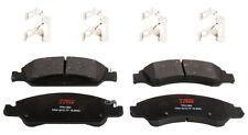 TRW Automotive TPC1363 Front Premium Ceramic Brake Pads