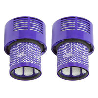 2pcs Filter Cores Replace For DYSON V10 SV12 Vacuum Cleaner 969082-01 Spare Part