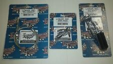 LOKAR TC-1000HT, SRK-4000 & SG-6007 CHROME GAS PEDAL, THROTTLE CABLE BRACKET KIT