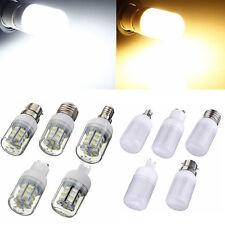 E12/E14/E26/E27/B22/G9/GU10 27 5730 SMD LED Mais Spot Licht Glühbirne 12/24/220V