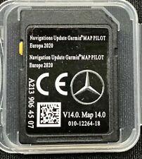 2020 Mercedes TOUCHPAD V14 MAP GARMIN NAVIGATION SD Card A2139064507 STAR2