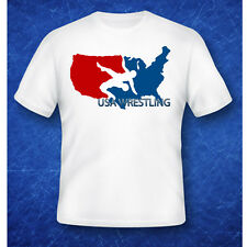 NEW Wrestling Moisture Wicking Shirt in Youth and Adult Sizes