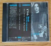 Beck One Foot In The Grave CD Japan Bonus Tracks Obi