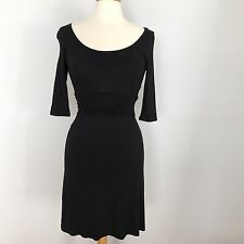 Athleta size XXS  Short Sleeve Dress Black