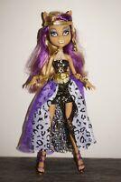 Monster High doll Clawdeen Wolf 13 Wishes Mattel
