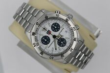 Tag Heuer 2000 Professional CK1111.BA0311 Watch Mens BLUE WHITE Chronograph