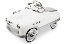 White Comet Pedal Cars