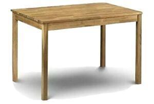 Oak Rectangular Dinning Table