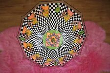 PETER MAX UMBRELLA 60'S PSYCHEDELIC ART VERY GOOD CONDITION HAS SOME RUST MARKS