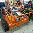 TRex 44in EvaTech Remote Controlled Slope Mower. Mower for mowing hills/ ponds.