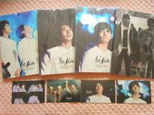 TVXQ DBSK U-Know Yunho Max Changmin 4 Photobook Goods Set SM KPOP JPOP Concert