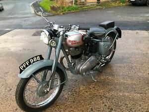 ROYAL ENFIELD 350cc BULLET MANUFACTURED 1951