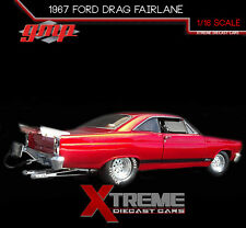 MISSING PARACHUTE GMP 18813 1:18 1967 FORD DRAG FAIRLANE 1320 KINGS PRO-STREET