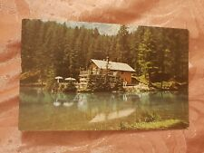 Qantas - Europe - Vintage Postcard
