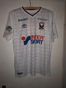 maillot porté SM Caen 2018/2019 Djiku