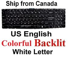 Laptop Keyboard for MSI GT72 2QC GE72 2QE 075MX GP72 2QD 2QE CR72 6M 7ML CX72 6QD 7QL 7TH GL72 6QC 6QD Arabia AR with Backlit