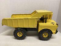 1980-1981 Mighty Tonka Yellow Dump Truck For Restoration?