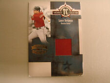 2005 Donruss Throwback #TC-50 Lance Berkman Jersey Card (B80) Houston Astros