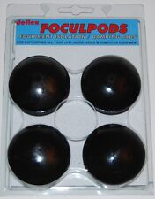 DEFLEX AUDIO FOCULPODS ENERGY ABSORBING ISOLATION PODS FOR TURNTABLES AND CD ETC