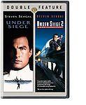 Under Siege/Under Siege 2: Dark Territory [DBFE] [DVD]