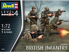 British Infantry modern Revell #02519