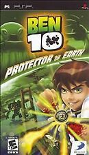 Ben 10: Protector Of Earth  PSP Game Case and BOOK Only. No game