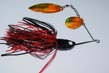 Murray Cod Lure Yellowbelly Barra Bass Perch Jacks Redfin Mulloway Spinnerbait.