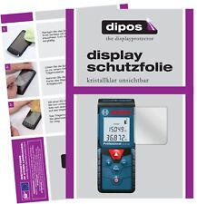 3x Bosch Professional GLM 40 Protector de Pantalla protectores transparente