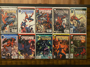 Marvel Knights Spider-man #1-22 Millar Complete