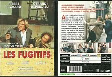 DVD - LES FUGITIFS avec PIERRE RICHARD, GERARD DEPARDIEU, JEAN CARMET