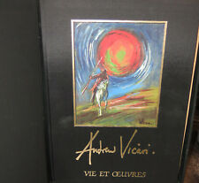 Andrew Vicari Life and Work Limited Edition Signed Clamshell Box Saudi Arabia