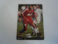 Carte Panini - Officiel Football 1997 - N°118 - Magalhaes Da Silva Isaias - Metz