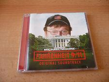 CD Soundtrack Fahrenheit 9/11 - Michael Moore - 2004