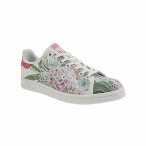ADIDAS Originals Stan Smith Floral Trainers