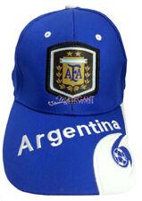 Argentina AR World Cup National Football Soccer Sun Hat Snapback Baseball Cap