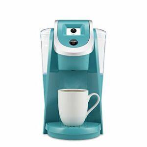 Keurig 2.0 K200 Plus Single Serve Coffee Maker Brewer - Turquoise