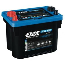 EXIDE Starter Battery EXIDE DUAL AGM EP450