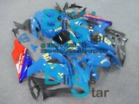 Blue GSXR1000 Fairing Kit Fit Suzuki GSX-R1000 2010 2011 12 13 2009-2016 014 A2