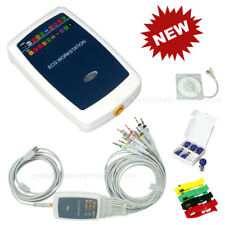 ECG workstation portable Recorder ECG waveform Multiple analysis function