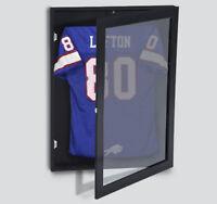 "31.5"" Jersey Display Case Shirt Shadow Box Frame Football Baseball Basketball"